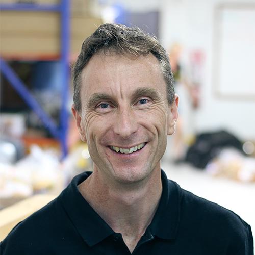 Simon Gascoigne
